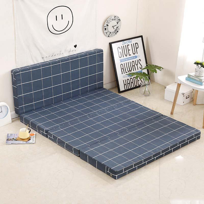 Chpermore thicken foldable mattresses 일본 다다미 싱글 더블 다기능 점심 식사 매트리스 토퍼 침대보-에서매트리스 토퍼부터 홈 & 가든 의  그룹 3
