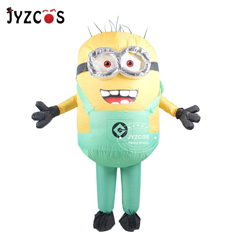 Minion Inflatable Costume-3