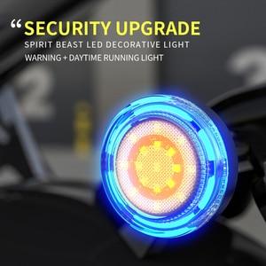 Spirit Beast Motorcycle LED Li