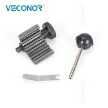 VECONOR 3 Pz Diesel Engine Timing Belt Albero A Camme Tenditore di Bloccaggio Tool Set Tdi Vw/Audi A2/A3/A6