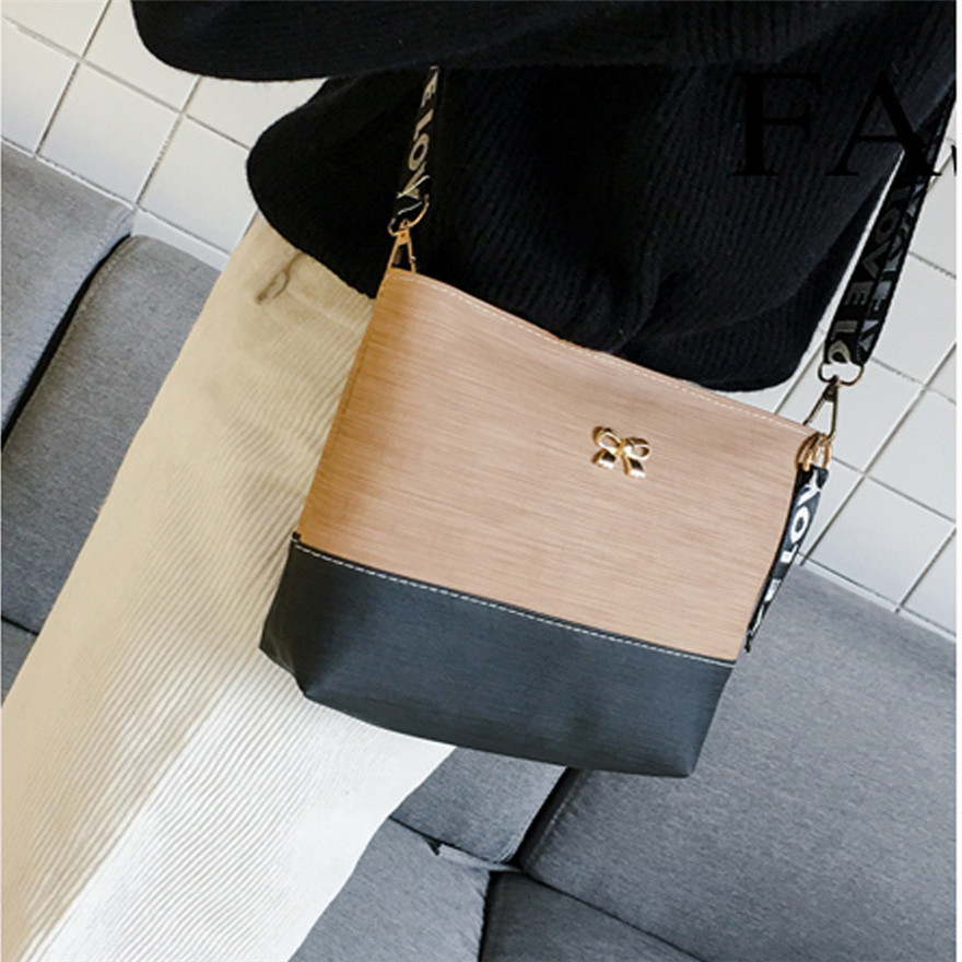 Women Leather Shoulder Bag sac a main Messenger Satchel Tote CrossBody Bag Handbag Crossbody Bags for Women 2018 Luxury la maxza gifts for valentine s day leather tote bag for women large commute handbag shoulder bag zipper women s work satchel bag