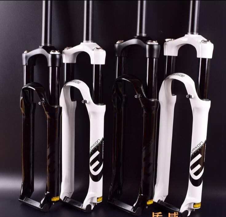 "ALL NEW SR Suntour Epixon XC  MTB Fork 26/"" 100mm Remote Air QR 9mm Black"