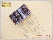 30 ШТ. ELNA RA3 серии 10 мкФ/100 В аудио электролитические конденсаторы бесплатная доставка