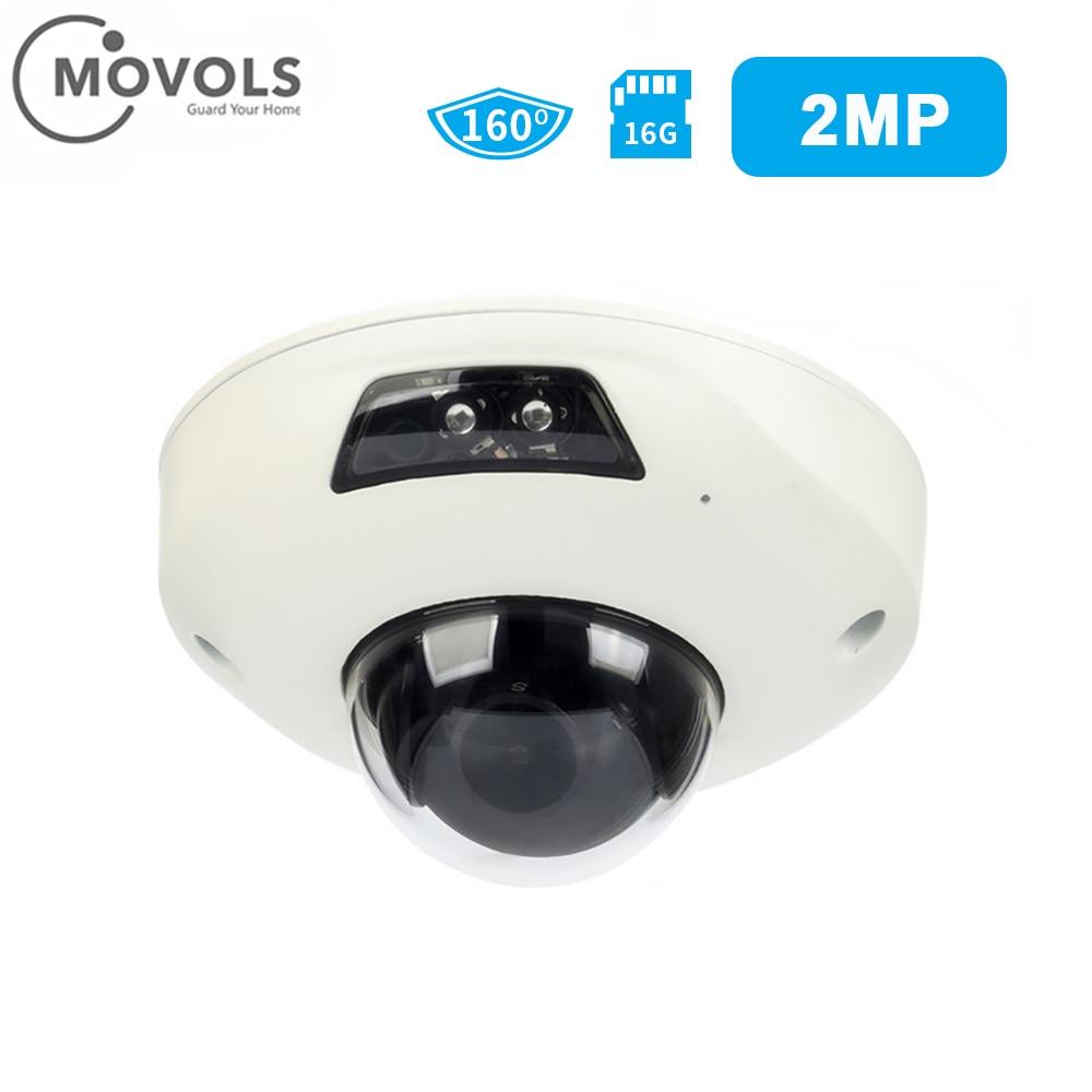 MOVOLS Security Camera HD PoE Zoom Built-in SD card Slot Outdoor Indoor Waterproof ip dome cameraMOVOLS Security Camera HD PoE Zoom Built-in SD card Slot Outdoor Indoor Waterproof ip dome camera
