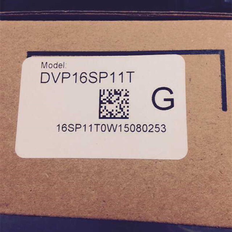 New&Original DVP16SP11T PLC Digital Module DI 8 DO 8 Transistor(NPN) well tested working three months warranty dvp16sp11t delta s series plc digital module di 8 do 8 transistor npn new in box