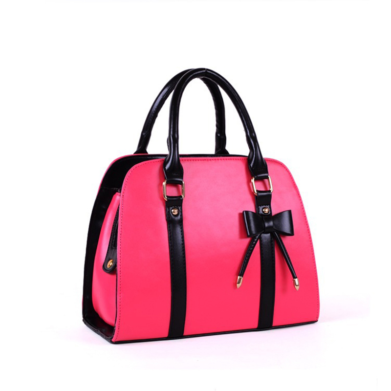 2018 HOT Item Women Handbag PU Leather bags women messenger bag, 6 color lady women bag Shoulder Bags