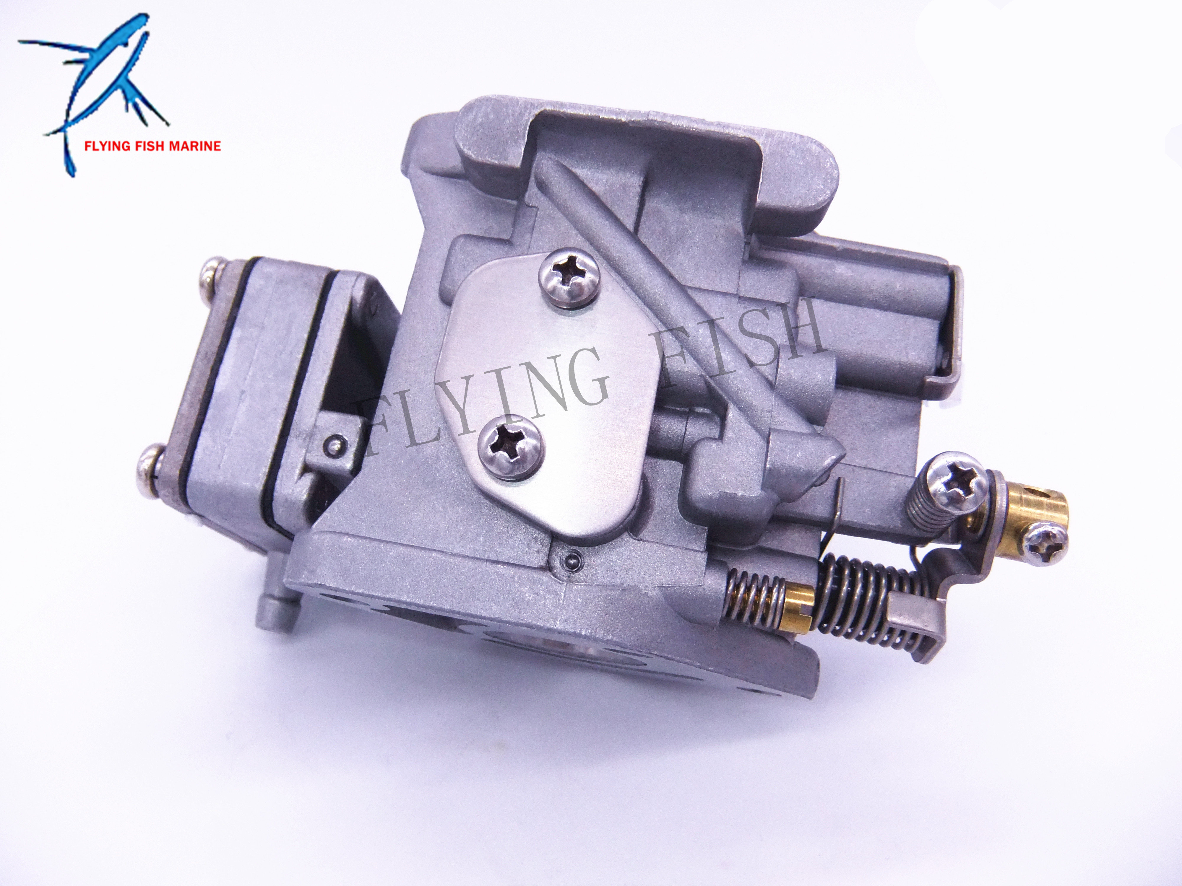 2-stroke Boat Motor Carburetor Assy for Hangkai 5hp 6hp outboard motors Free Shipping f063000 fit for eps fx880 fx1180 printhead assy 9pin 90day refurbish waty free shipping