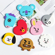BTS BT21 Compatible Makeup Mirror (8 Models)