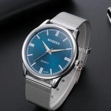 2019 Women Stainless Steel Lady Bracelet Watch Brand Elegant Dial Quartz Casual Wrist Watch Clock Gift reloj mujer