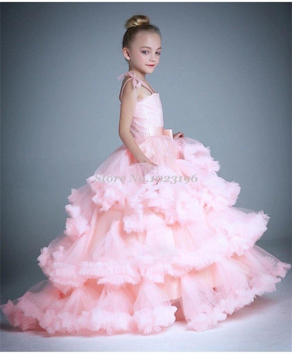 Cloud little flower girls dresses for weddings baby party for Baby dresses for weddings