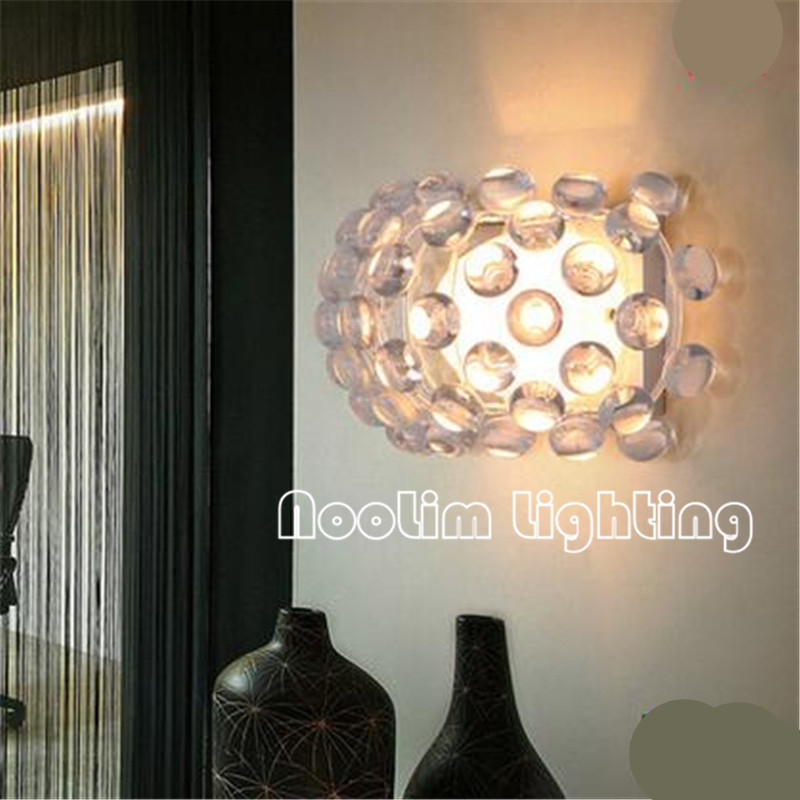 New modern foscarini caboche wall lamps bedroom pendente lustres new modern foscarini caboche wall lamps bedroom pendente lustres pendente para sala 110 240v restaurant fixtures in wall lamps from lights lighting on aloadofball Images