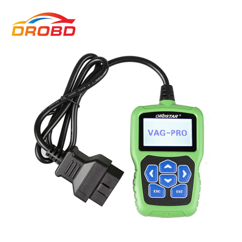 Promotion OBDSTAR VAG PRO Auto Key Programmer Without Pin Code Support New Models and Odometer Free Shipping  promotion newest ak90 key programmer ak90 pro key maker for b m w all ews version v3 19 plus ak90 with free shipping
