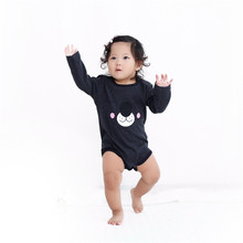 2016 Winter Baby Onesie Infantil Romper Girl Bear Printed Costume Jumpsuits Boy Overall Clothes Newborn Coveralls Next Rompers