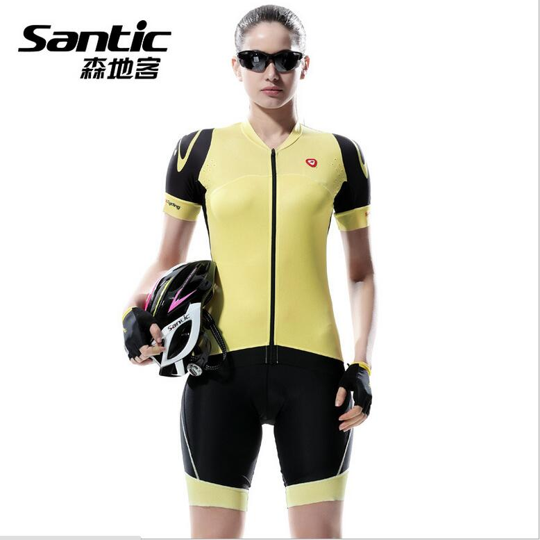 santic woman mountain bike competition jersey Tour de France Cycling Jersey high quality breathable jersey Ropa Ciclismo tour climbs the complete guide to every mountain stage on the tour de france