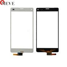 4.6 Touch per Sony Xperia Z3 Compatto Z3 mini D5803 D5833 Touch Screen Digitizer Lente del Sensore Pannello Frontale In Vetro