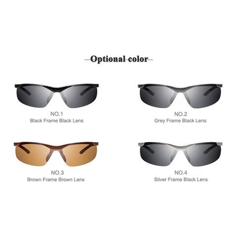 JULI Polaroid Sunglasses Men Polarized Driving Sun Glasses Mens Sunglasses Brand Designer Fashion Oculos Male Sunglasses 888C Karachi
