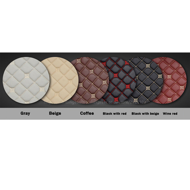 Flash mat leather car floor mats for Chery All Models A3 A5 Tiggo Cowin Fulwin Riich E3 E5 QQ3 6 V5 Tiggo X1 Riich g car styling