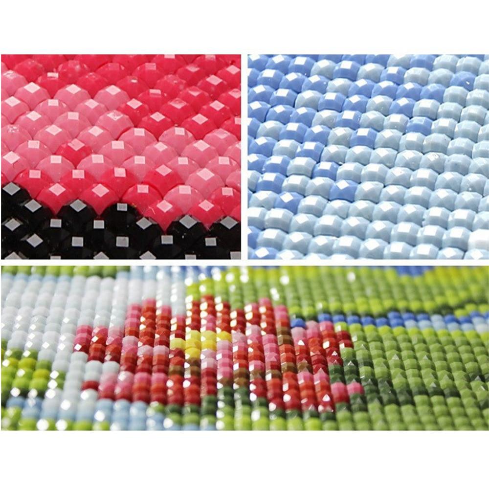 5D DIY диамант бродерия плодове и зелени - Изкуства, занаяти и шиене - Снимка 5