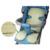 Cojín del asiento de bebé para cochecitos de los niños estera cochecito de niño del verano Pad ropa Buggy alfombra accesorios 3 capas cubierta de asiento fresco del