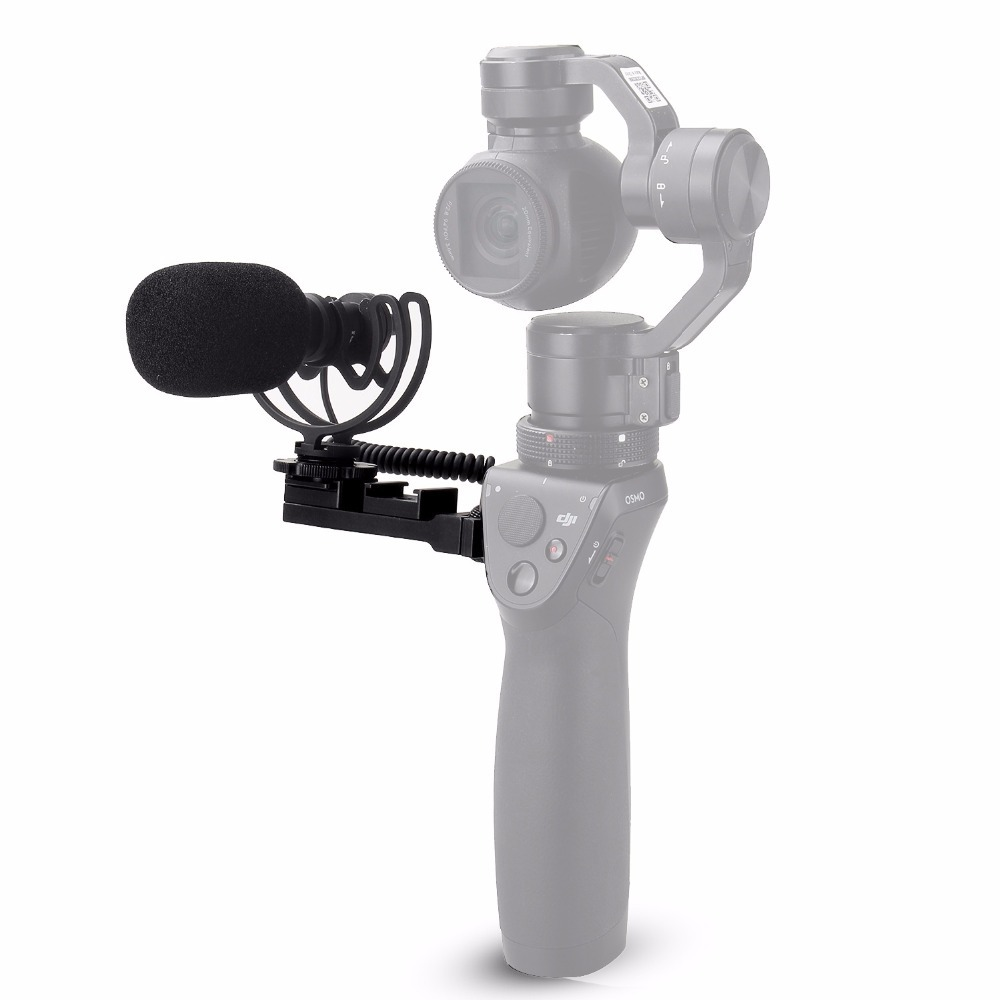 COMICA Cardioid Directional Condenser Video Microphone for DJI OSMO/Mobile