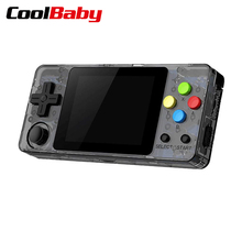 video game console Mini Retro Handheld Game players portable Console HD consola boy CoolBaby LDK OPEN SOURCE