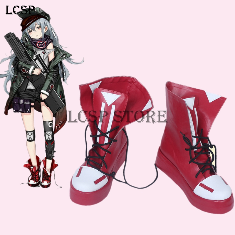 Us 4229 10 Offlcsp Girls Frontline G11 Cosplay Boot Anime Martin Boots Shoes In Shoes From Novelty Special Use On Aliexpresscom Alibaba Group