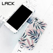 Artistic Leaf Phone Case iPhone 6 6s Plus 7 7 Plus