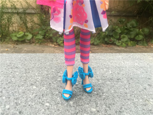 "Image 4 - Disney Descendants Neon Lights Ball 11"" Ally Auradon Prep Toy Doll Action Figure New No Package"