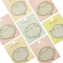 New Kawaii Totoro Planner Stickers Sticky Notes Cute Korean Stationery Office Supplies Scrapbooking Memo Pad Sticky Markers