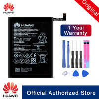 Huawei 100% Original HB396689ECW For Huawei Mate 9 Battery Li-ion Rechargeable Phone Replacement Batteries 4000mah + Free Tools