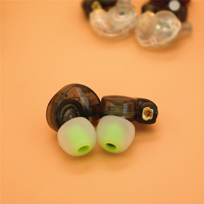 diy earphone head 10mm driver mmcx pin (without cable) diy se535 earphone