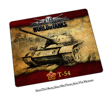 World of tanks mouse pad Professional pad to mouse notbook computer mousepad T34 gaming padmouse gamer to laptop mouse mats