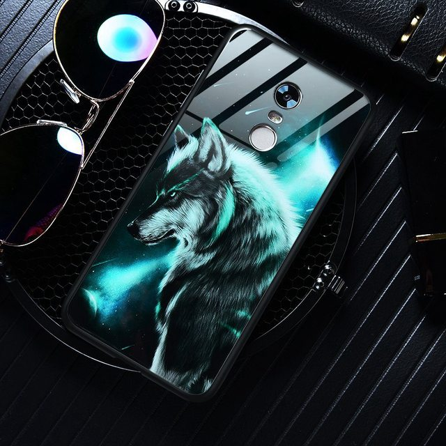 Wolf Note 5 phone cases 5c64f32b1ae62