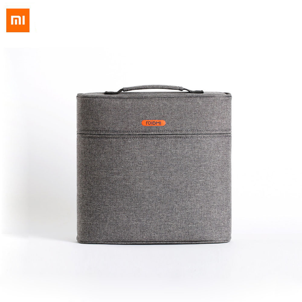Xiaomi ROIDMI Accessory Storage Bag For ROIDMI Handheld Wireless Vacuum Cleaner F8 Accessories Storage Waterproof DustproofXiaomi ROIDMI Accessory Storage Bag For ROIDMI Handheld Wireless Vacuum Cleaner F8 Accessories Storage Waterproof Dustproof