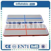 Hoge Kwaliteit 3x1x0.1 m (9.8ft * 3.3ft * 0.33ft) Opblaasbare Air Mat Gymnastiek Air Track Mat Voor Kinderen