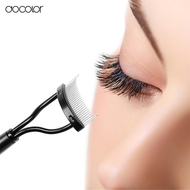 Mascara Eyelash Brush Curler