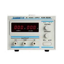 KXN-3020D DC alimentation 30V20A réglable alimentation 30 V 20A LED de Haute Puissance de Commutation Variable DC Alimentation 220 V
