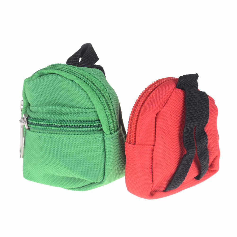 1 peça bonecas saco acessórios mochila para boneca para bjd 1/6 blyth boneca melhor presente