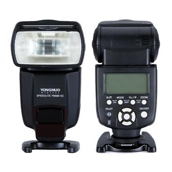 Original Yongnuo YN560-III Speedlite Flash light GN 58 Support RF-602/603 for Canon Nikon Pentax Oympus Cameras