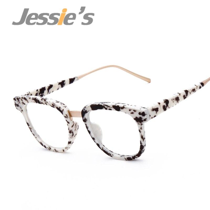 Frauen Brillen Frames Männer Modemarke Designer Brillen Rahmen Klar ...