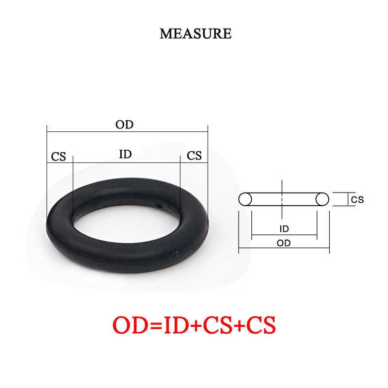 2 1 10-NBR ID 0.6 1.3 1.4 1.5 1.7 1.8 2.1 2.3 2.5 2.6 2.8 3.4 3.5 3.8 4 3 4.5 5mm x Washer Seals CS 1.5 milímetros Anel De Borracha Juntas