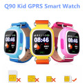 Child Smart Watch Q90 Q80 Q50 Color touch screen SOS Call Location Finder Locator Device Tracker GPS Kid Safe Anti Lost Monitor