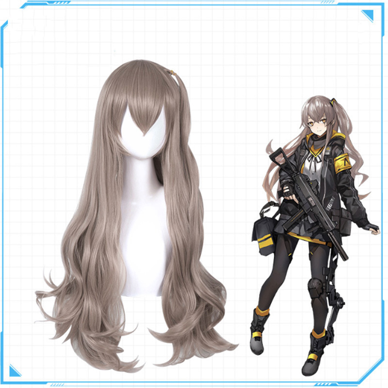 Girls Frontline Plush Toy Cosplay Dog Plush Doll Dinergate Boy Girls Halloween Gifts Costumes & Accessories Costume Props