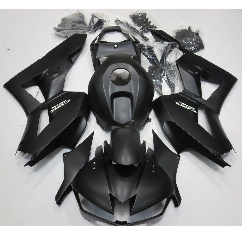 ABS Black Injection Mold Fairing For Honda CBR 600 RR CBR600RR F5 2013 2014 CBR 600RR CBR600 RR Bodywork Fairings Cowl UV Paint motorbike injection mold fairing kit for honda cbr 600 rr cbr600rr f5 2005 2006 cbr 600rr 05 06 bodywork fairings red uv paint