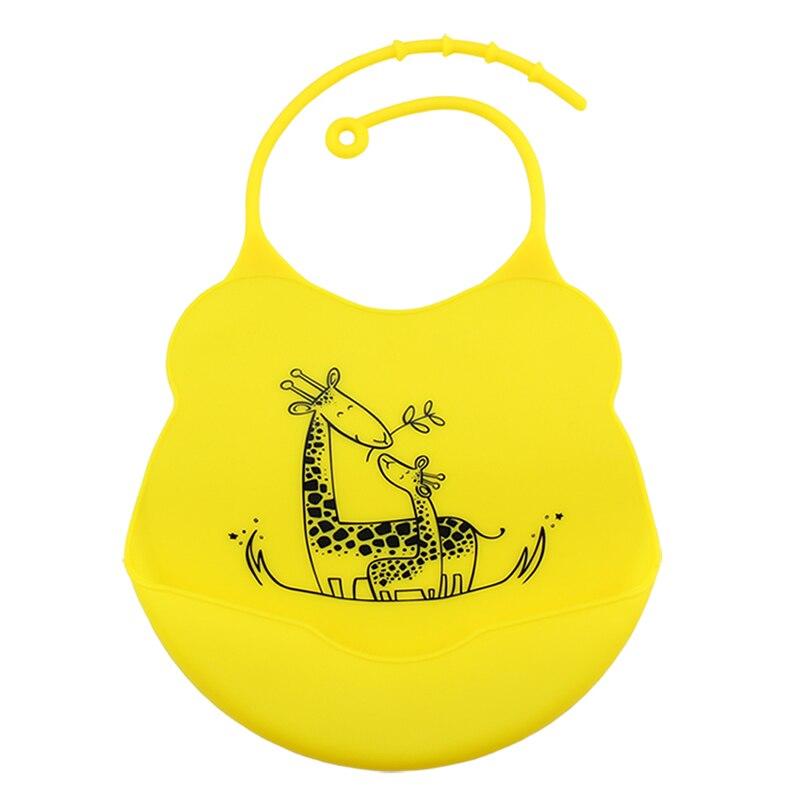 Baberos para bebés Silicona Desechable Impermeable Estéreo para - Ropa de bebé - foto 6