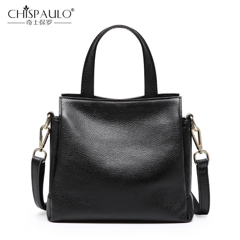 Genuine Leather Women Bags Fashion Ladies Handbags High Quality Natural Leather Shoulder Bag Female Casual Tote fashion design leopard bag genuine leather ladies handbags high quality women shoulder bags wholesale