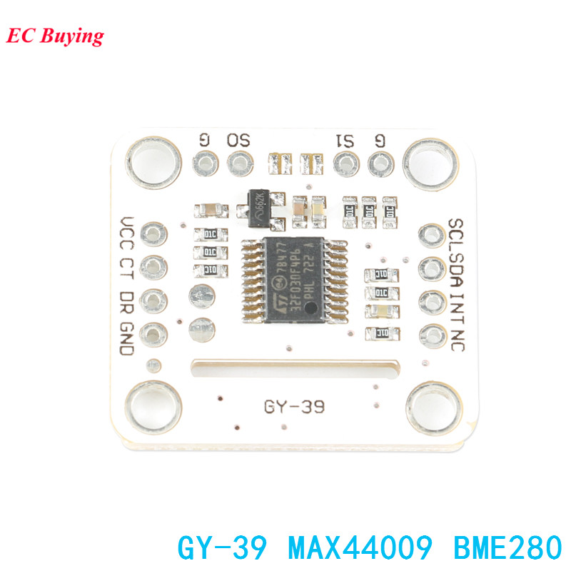 GY-39 MAX44009 BME280