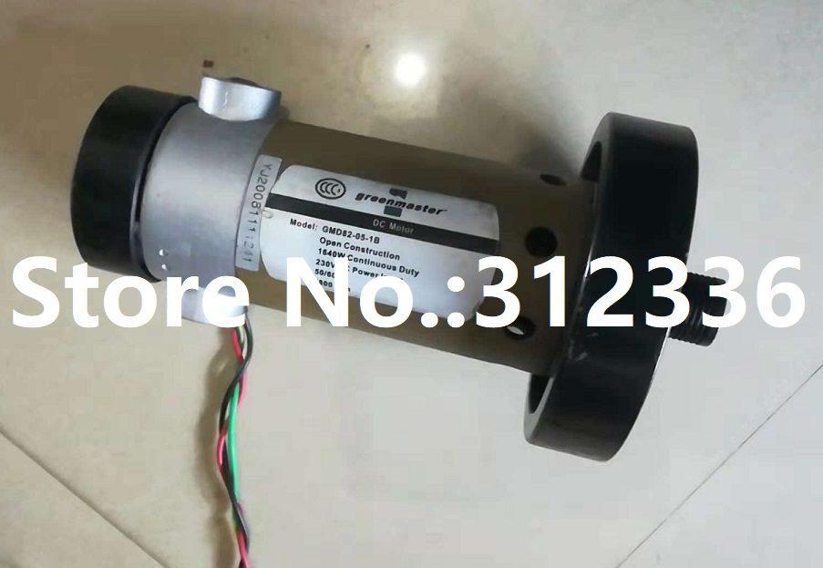 US $189 66 13% OFF Fast Shipping GMD118 1 1 5HP 2HP 2 0HP 230V GMD82 05 1B  DC motor suit treadmill model Universal motor-in DC Motor from Home