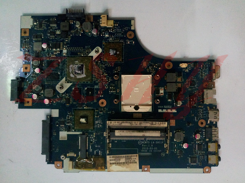 for font b Acer b font aspire 5551G 5552G laptop motherboard LA 5911P MBWVF02001 MB WVF02