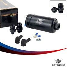 Pqy Racing EFI 380LH 1000HP Лучшие качества внешний топливный насос E85 Совместимость 044 стиль новый PQY-FPB003-QY